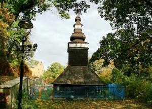 Chrám sv. Michala v Kinského zahradě