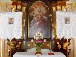 Chrám sv. Vavřince