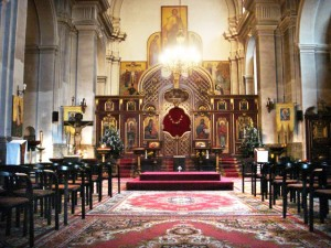 Katedrální chrám sv. Cyrila a Metoděje a kaple sv. Gorazda