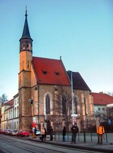 Chrám Zvěstování Přesvaté Bohorodice v Praze 2