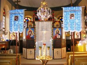 Chrám Pokrova (Záštity) Presv. Bohorodice