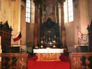 Chrám sv. Mikuláše na Staroměstském náměstí