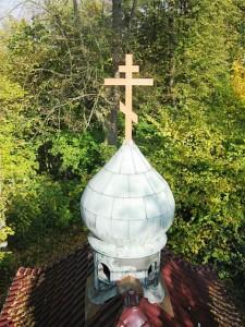 Chrám sv. Jiljí (na Šancích)