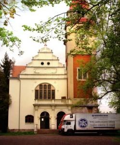 Liturgický prostor, Broumov