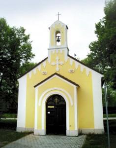 Kaple Všech Svatých země české