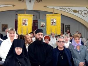 Monastýr Proměnění Páně v Těšově