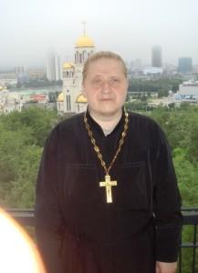 Mgr. Oleg Machnev, pravoslavný kněz