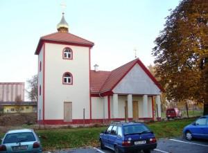 Liturgický prostor