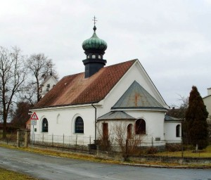 Chrám sv. Prokopa Sázavského