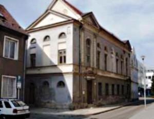 Modlitebna sv. Jiří Vítězného