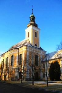 Chrám Panny Marie Těšitelky