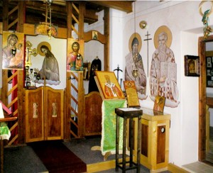 Monastýr sv. mučedníka Gorazda