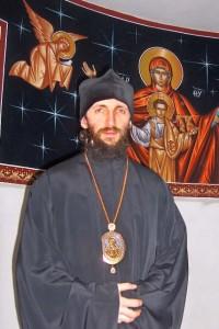 Biskup Hodonínský Mgr. Jáchim /Biskup vikář/