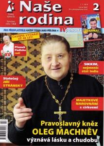 Protojerej Oleg blahopřá ke svátku Kristova narození