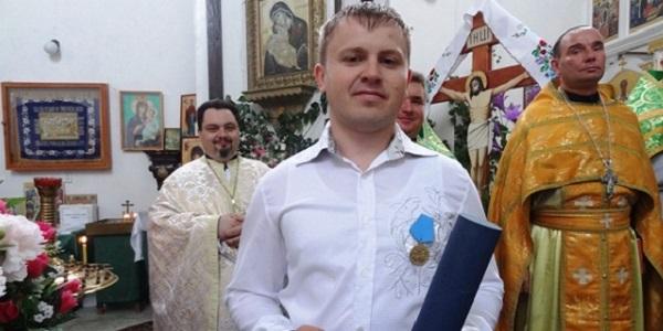Vysvěcení nového ikonostasu v Chomutovské pravoslavné obci