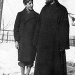 Se synem. 1932.-1933. léta.