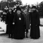 Karlovy Vary (Karlsbad), začátek 30. let 19. století. S biskupem Sergijem (Koroljovem).