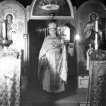 Rok 1963. Profesorský dům, modlitebna.